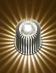 Недорогие -Очаровательный / Новый дизайн Современный современный / Оригинальная обувь В помещении / кафе Алюминий настенный светильник IP44 общий 1 W
