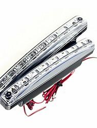 billige -LITBest 2pcs Bil Elpærer 5 W LED Kørelys til dagskørsel Til Universel General Motors Alle år