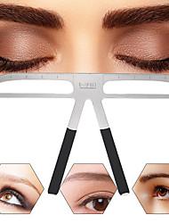 Недорогие -набор трафаретов для бровей набор для макияжа набор для макияжа набор шаблонов красоты инструмент для макияжа регулируемый макияж