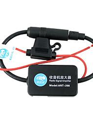Недорогие -Усилитель автомобильного сигнала Усилитель антенны Усилитель стерео радио Усилитель антенны в сборе