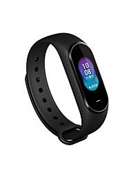 Недорогие -Английская версия Xiaomi Hey Plus B1800 Smart Band 0,95 '' Amoled сенсорный экран 50 м водонепроницаемый часы монитор сердечного ритма с NFC