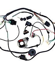 povoljno -za 50 70 90 110cc atv quad gokart puna elektrika žica kabelski svitak cdi set kabela