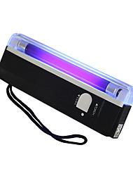 Недорогие -Держал уф уф черный свет фонарик портативный светодиодный фонарик мини портативный свет рабочий свет