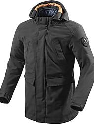 billige -rev det motorcykel tøjjakke til herres vandtætte materiale / polyster vinter vandtæt / varmere / beskyttelse