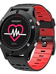 Недорогие -F5 GPS умные часы высотомер барометр термометр Bluetooth 4.2 SmartWatch носимых устройств для IOS Android телефон