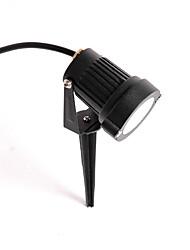 Недорогие -1шт 5 W LED прожекторы / Свет газонные Водонепроницаемый Тёплый белый 220-240 V / 110-120 V двор / Сад 1 Светодиодные бусины