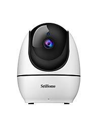 Недорогие -Sricam SH026 2 mp IP-камера Крытый Поддержка 128 GB