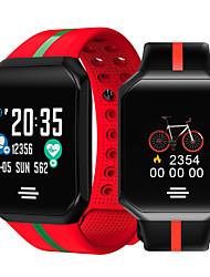 Недорогие -Z66 plus умный браслет спорт кровяное давление часы пульс fitnesstracker b07 smartband ip67 водонепроницаемый для ios android