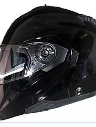 billige -Modulær Voksen Unisex Motorcykel hjelm Åndbart / Solcreme / Semi Removable Interior