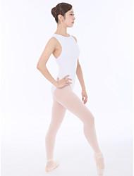 tanie -Balet Body Damskie Szkolenie Bawełna Marszcząca się Trykot opinający ciało / Śpiochy dla dorosłych