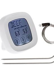 Недорогие -litbest ts-802a портативный барбекю термометр цифровое измерение температуры
