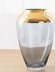 Недорогие -1шт Вазы и корзины Нерегулярная форма Стекло Современный