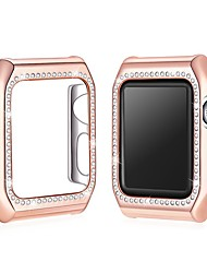 cheap -Cases For Apple Watch Series 3 / Apple Watch Series 2 / Apple Watch Series 1 Pearl / Plastic Compatibility Apple