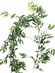 Недорогие -Искусственные Цветы 1 Филиал подвешенный Современный современный Pастений Цветы на стену