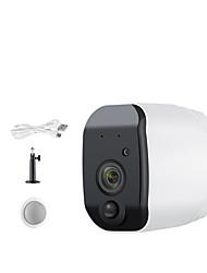 Недорогие -Домашний беспроводной мониторинг Wi-Fi камера открытый HD бесплатная проводка мобильного телефона удаленного мониторинга батареи камеры 2 миллиона HD отправить обычную батарею для отправки 64 г карты