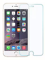 Недорогие -AppleScreen ProtectoriPhone 8 Pluss Уровень защиты 9H Защитная пленка для экрана 1 ед. Закаленное стекло