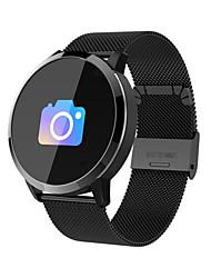 povoljno -q8 pametni sat od nehrđajućeg čelika bt fitness tracker podrška obavijesti / krvni tlak / monitor brzine otkucaja sporta sport smartwatch kompatibilni ios / android telefoni