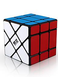 Недорогие -5,6 см 3 х 3 смешная игра волшебный кубик снятия стресса игрушка-головоломка для студентов черный