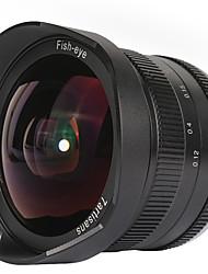 Недорогие -объектив камеры canon 7artisans 7.5mmf2.8eosm-bforcamera