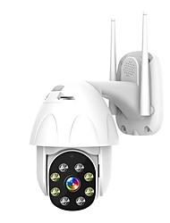 Недорогие -1080p открытый мяч машина HD Smart Camera 2 МП IP-камера Крытый Поддержка 128 ГБ