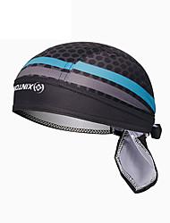 Недорогие -XINTOWN Велосипедная шапочка Skull Caps Шапочки Сделать тряпку Защита от солнечных лучей Устойчивость к УФ Дышащий Защитный Велоспорт Черный Черный / красный Черный / синий для Универсальные Взрослые