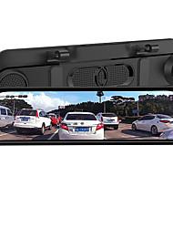 Недорогие -AD-800 1080p Противо-туманное покрытие / Очаровательный / Творчество Автомобильный видеорегистратор 170° Широкий угол КМОП-структура 9.7 дюймовый IPS Капюшон с Ночное видение / G-Sensor