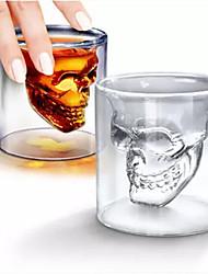 Недорогие -Drinkware Необычные чашки / стаканы / Стекло стекло Мини Halloween / На каждый день