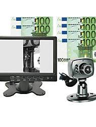 Недорогие -горячие продажи 7 детекторы денег детектор евро деньги детекторы gw8001-