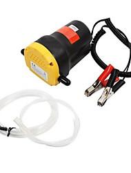 Недорогие -Электрический всасывающий насос насоса для перекачки жидкости 12v 60w для мотоцикла