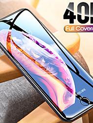 Недорогие -40d полное покрытие из закаленного стекла для iphone 8 7 плюс 6 6s стеклянная защитная пленка на iphone x xs max xr 5 5s se защитное стекло