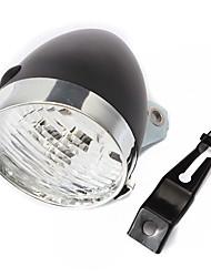 Недорогие -Светодиодная лампа Велосипедные фары Передняя фара для велосипеда LED Велоспорт Водонепроницаемый Регулируется Прочный AAA 150 lm 3 батареи AAA Белый Велосипедный спорт