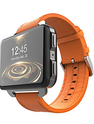 Недорогие -lemfo lem4 pro умные часы 1g + 16g 1200 мАч bt фитнес-трекер поддержка уведомлений / монитор сердечного ритма 3g android 2.2-дюймовый смартфон часы