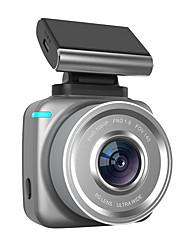Недорогие -1080p Full HD Автомобильный видеорегистратор Широкий угол 2 дюймовый LCD Капюшон с WIFI / GPS / Ночное видение Автомобильный рекордер