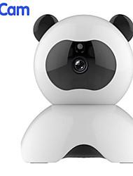 Недорогие -Panda Camera Pet Мэн Guobao устройство по уходу за детьми домашней безопасности камеры инфракрасного ночного видения беспроводной K-PA10 2 MP / 1 MP IP-камера Крытый поддержка 64 ГБ