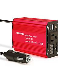 Недорогие -Suredom автомобильный инвертор 400 Вт соотношение цены и качества высокая мощность инвертор DC12 / 24 В-AC220 В / 110 В с 2 USB инвертор