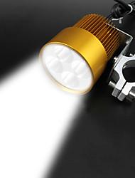 Недорогие -1pcs Мотоцикл Лампы Светодиодная лампа Налобный фонарь Назначение Мотоциклы