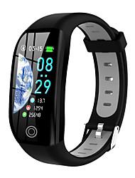Недорогие -F21 умный браслет GPS фитнес-трекер 1.14 спорт водонепроницаемый кровяное давление часы сна монитор смарт-браслет браслет