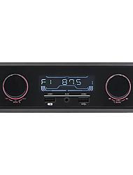 Недорогие -K503 12 В Bluetooth Авто Радио 1din FM Автомобильный радиоприемник mp3-плеер для универсального