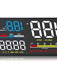 Недорогие -Подсветка светодиодного цветного экрана HUD Дисплей Авто Диагностический инструмент Elm327 Скорость / Температура воды / Дисплей напряжения