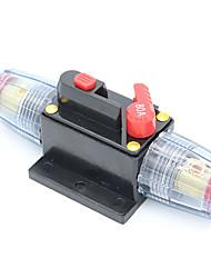 Недорогие -Встроенный автоматический выключатель 80a DC 12v-24v для автомобильных судов