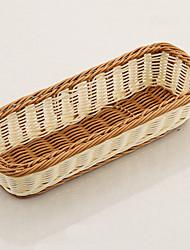 Недорогие -Высокое качество с Пластик Стойка для хранения мусорных ящиков Повседневное использование / Для приготовления пищи Посуда Кухня Место хранения 1 pcs