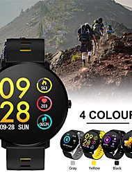 povoljno -k9 pametni sat bt fitness tracker podrška obavijesti / monitor brzine otkucaja / vodootporan smartwatch kompatibilni ios / android telefoni