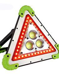 Недорогие -LED подсветка Аварийные лампы огни безопасности 750-1200 lm Светодиодная лампа LED излучатели Автоматический Режим освещения с батареей и USB кабелем Портативные Защита от ветра Прочный
