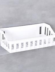 Недорогие -1шт держатель для ванной полки держатель для шампуня держатель для хранения на кухне стойка организатор настенный держатель полки для ванной комнаты оснастки