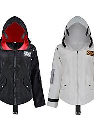 Недорогие -Вдохновлен Поля битвы игрока Косплей Аниме Косплэй костюмы Японский Косплей вершины / дна Пальто Назначение Муж.