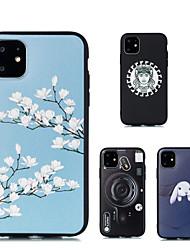 Недорогие -чехол для яблока iphone xr iphone xs max чехол для телефона тпу материал тиснение окрашенный чехол для телефона iphone 6 6 плюс 6s 6s плюс x xs 7 плюс 8 плюс 7 8