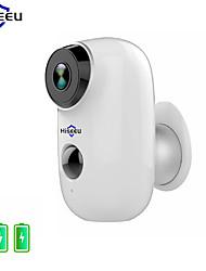 Недорогие -Hiseeu 1080p беспроводная батарея IP-камера Wi-Fi аккумуляторная 2