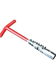 Недорогие -т тип 16 мм гаечный ключ торцевой гаечный ключ 360 градусов повернуть авто ремонт инструмента ручной инструмент для свечи зажигания