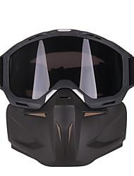 Недорогие -очки для гонок на мотоциклах ретро велосипед внедорожные тактические очки спорт на открытом воздухе противоскользящие очки оправа