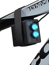 Недорогие -Светодиодная лампа Велосипедные фары Коробка для батареи Горные велосипеды Велоспорт Водонепроницаемый Простота установки Прочный 18650 USB Перезаряжаемый Белый / Алюминиевый сплав
